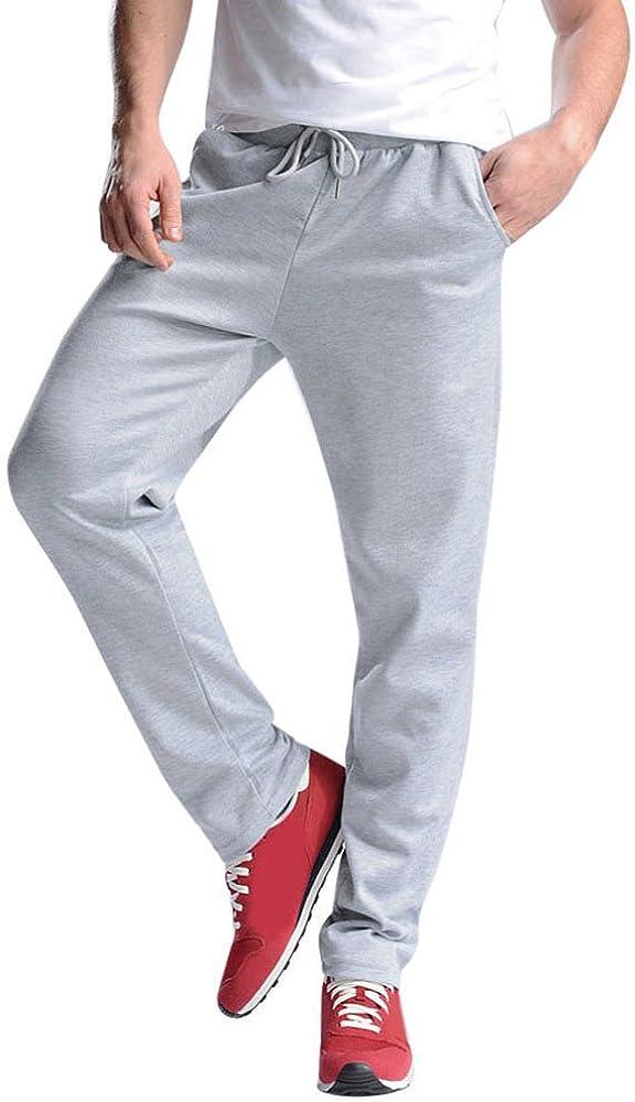 Logobeing Pantalones de Hombre Chandal Casual Cargo Trabajo Deporte Pantalones Deportivos Pantalones de Hip Hop Jogging Joggers Pantalones de Ch/ándal Jogger Pantalones