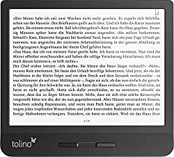 Tolino Vision 5 eBook Reader