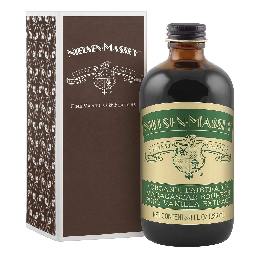 Nielsen-Massey Charlotte Mall Organic Fairtrade Genuine Madagascar Bourbon Vanilla Pure