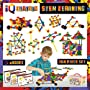 IQ BUILDER   STEM Learning Toys   Creative Construction Engineering   Fun Educational...