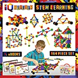 IQ BUILDER | STEM Learning Toys | Creative Construction Engineering | Fun Educational Building Toy...