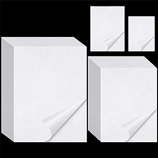 100 قطعه کاغذ آزاد سازی نقاشی الماس 16 12 12 سانتی متر و 15 10 10 سانتی متر جایگزینی پوشش نقاشی الماس جایگزینی جلد دوخته نشده دو طرفه پوشش لوازم جانبی نقاشی الماس 5D برای بزرگسالان