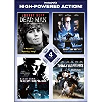 High-Powered Action [DVD]