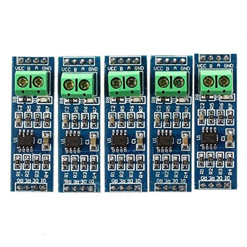 TOOGOO(R) 5 MAX485 Module/RS485 Modulo /TTL a RS-485 Modulo Tablero Converdor para Arduino 5V
