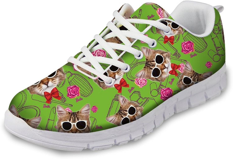 Freewander Lightweight Mesh Flat Women Sport shoes Trail Running shoes