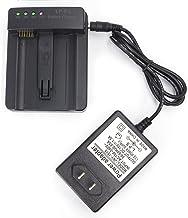 VITOTC LC-E4 Cargador para Canon EOS-1D C, EOS-1D X, EOS-1D Mark III, EOS-1D Mark 3, EOS-1D Mark IV, EOS-1D Mark 4, EOS-1Ds Mark III, EOS-1Ds Mark 3 Batería LP-E4 LP-E4N