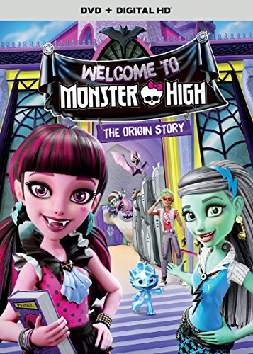 MONHIGH: WELCOME TO MONHIGH DVD