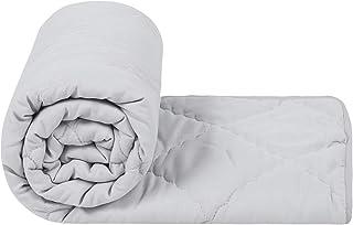 TILLYOU Ultra Soft Microfiber Toddler Quilt- Comfy Multi-Use