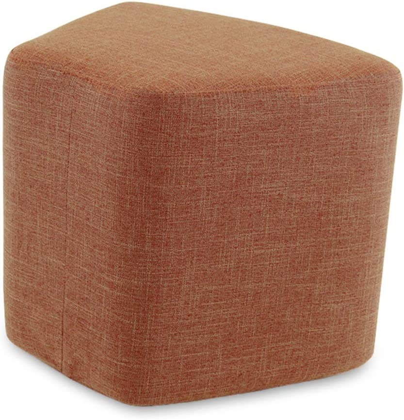 LIXIONG Outdoor Ottomans Footstools Household Opening large release sale Eucalyptus Ranking TOP10 Trapezo