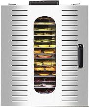 Déshydrateur d'aliments, Séchoir multifonctions intelligent à température réglable de 40 à 90 ° C pour le maintien et le s...
