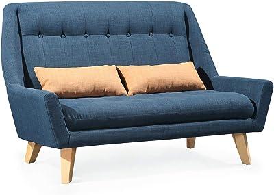 Ceets Klondike Loveseat Love Seats, blue