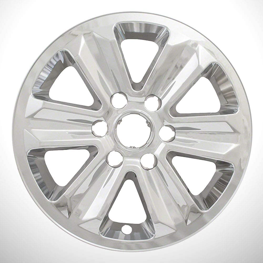Chrome NEW before selling 6 Spoke 17' Popular overseas Wheel Skins for F-150 fit Ford 2015-2017