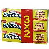 BINACA DENTÍFRICO ORIGINAL 3X2