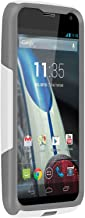 OtterBox Commuter Series Case for Motorola Moto X - Does NOT Fit 2nd Generation - Retail Packaging - White/Gray (Discontinued by Manufacturer)