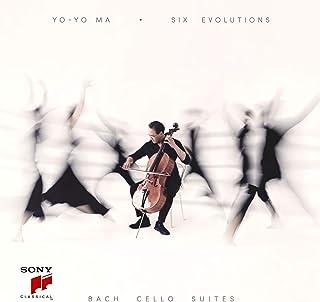 バッハ:無伴奏チェロ組曲(全曲)[2017年録音]