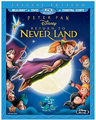 Peter Pan: Return to Never Land (Special Edition) (Blu-ray / DVD / Digital Copy)
