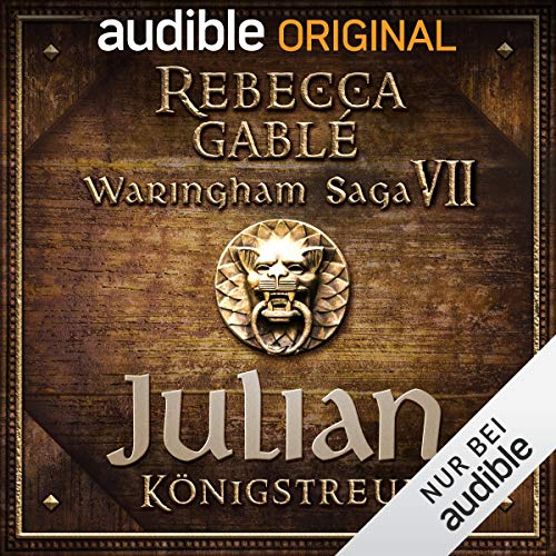 Julian - Königstreue audiobook cover art