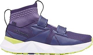 حذاء المشي لمسافات طويلة مطبوع عليه Facet 45 Outdry من Columbia - لون أرجواني غامق/فولت, 7.0