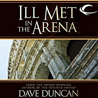 Ill Met in the Arena cover art
