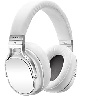 Oppo PM-3 Closed-Back Planar Magnetic Headphones (White)