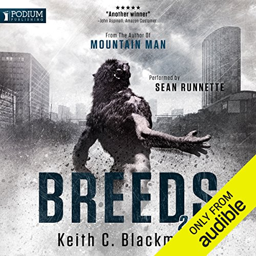 Breeds 2 audiobook cover art