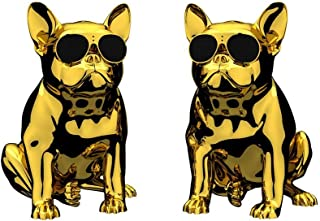 Jarre AeroBull XS1 Bluetooth Duo Speakers Limited Edition-Gold