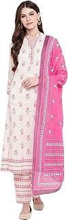 Delisa IndianPakistani Multi Designer Rayon A-Line Straight Design Tunic Tops Crepe Kurta Kurti for Women DF -6666