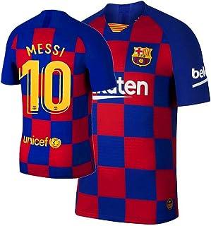 Barcelona Home 10 Messi Herren Trikot Saison 2019-2020