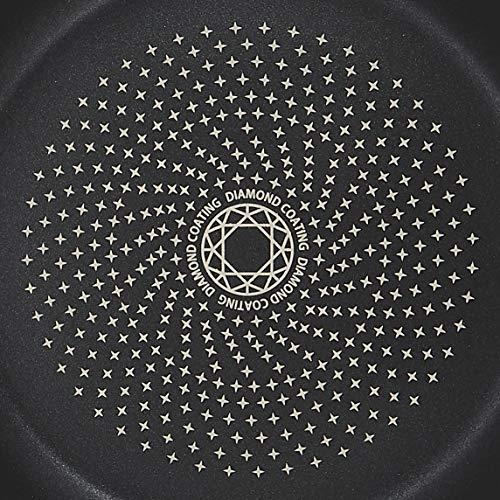 和平フレイズ フライパン 朝食 目玉焼き ダイヤクロウ 20cm IH対応 ダイヤモンドコート RA-9514