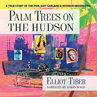 Palm Trees on the Hudson audiobook cover art