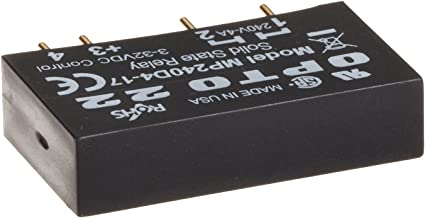 Opto 22 MP240D4 17 Control Isolation