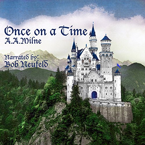 Once on a Time audiobook cover art