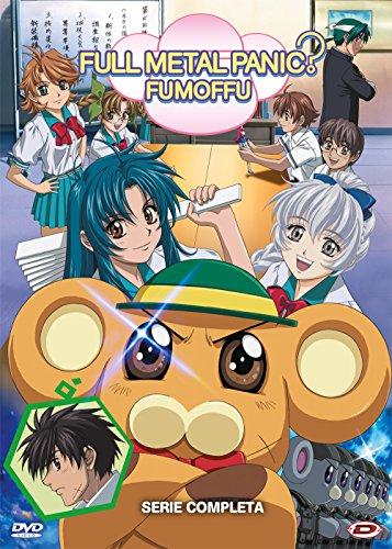 Full Metal Panic Fumoffu The Complete Series (Box 3 Dvd Eps 01-12)