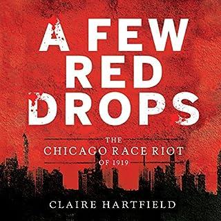 A Few Red Drops audiobook cover art