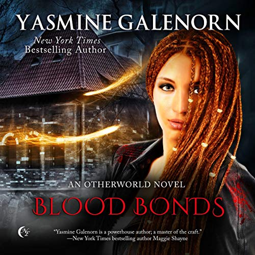 Blood Bonds audiobook cover art