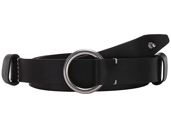 rag and bone  Arc Circle Belt (Black) Womens Belts