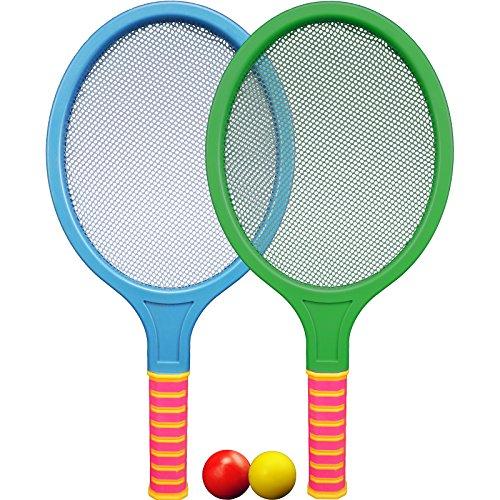 Best Sporting Strandspielzeug Set, Farbe:blau/grün