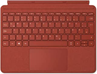 Microsoft Surface Go2 Signature Type Cover Red