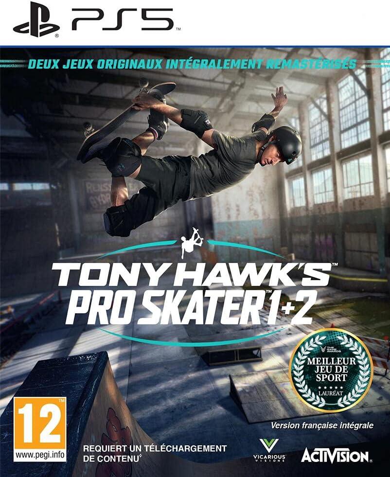 Tony Hawk's Pro Skater 1 + 2 - PS4 & PS5 | Vicarious Visions. Programmeur