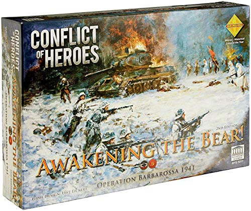 Academy Games 5016 - Conflict of Heroes: Awakening of the Bear