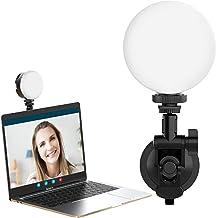 Zoom Lighting for Computer VIJIM Laptop Light for Video Conferencing, LED Webcam Light for Zoom Meetings, Video Calls, Rem...