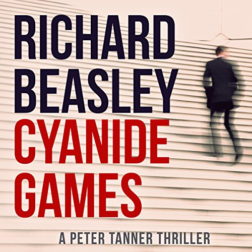 Cyanide Games audiobook cover art