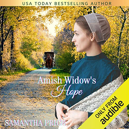 Amish Widow's Hope Audiobook By Samantha Price cover art