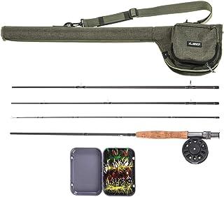 Amazon.es: Cañas de pesca con mosca - 50 - 100 EUR: Deportes ...