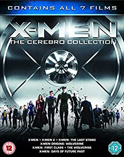 X-Men - The Cerebro Collection 3D [Blu-ray] [2014] (B00NTSS0UC) | Amazon price tracker / tracking, Amazon price history charts, Amazon price watches, Amazon price drop alerts