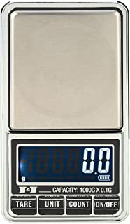 Professional Mini Digital Scale Jewelry Electronic Pocket Scale Precision Balance 1000g*0.1g