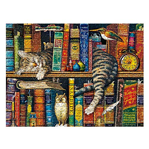1000 piece puzzles of cats - 5