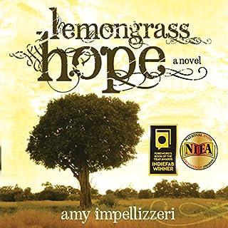 Lemongrass Hope audiobook cover art