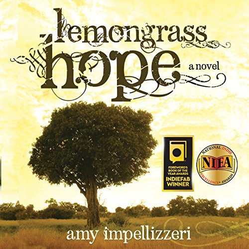 Lemongrass Hope audiobook cover art
