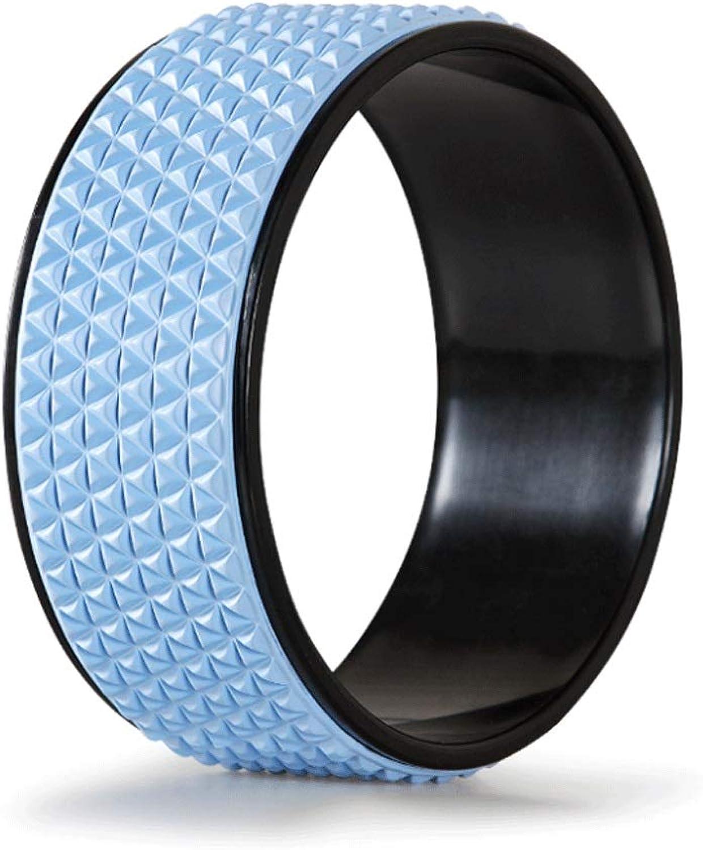 Ultimate Dharma Yoga Wheel Prop Comfortable & Durable Yoga Balance Accessory   Increase Flexibility   Ideal Back Stretcher